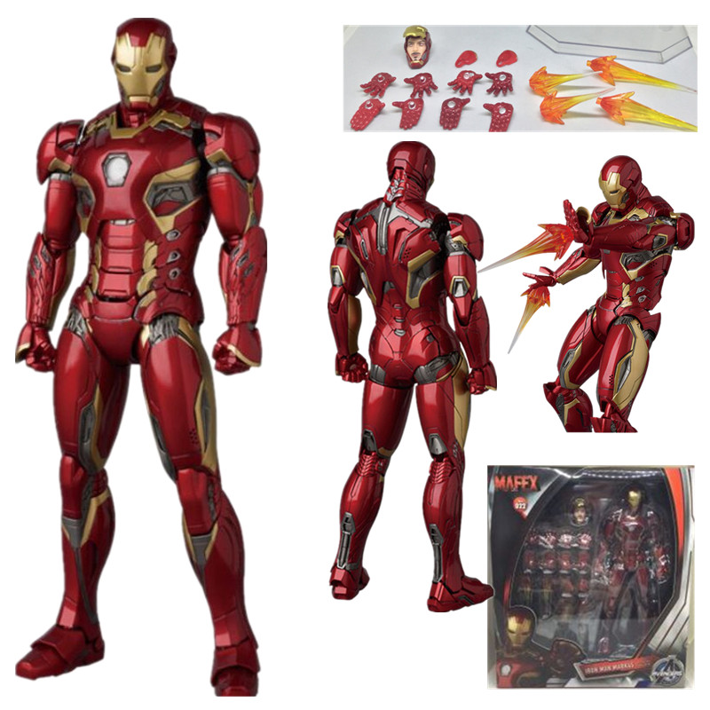 16cm-font-b-avengers-b-font-iron-man-mk45-maf022-ironman-action-figure-collectible-model-toys-christmas-gift