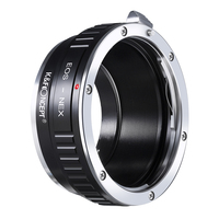 K&F Lens Mount Adapter for Canon EOS to Sony NEX E mount Camera for Sony NEX 3 NEX 5N NEX 7N NEX C3 NEX F3 Camcorder NEX VG10