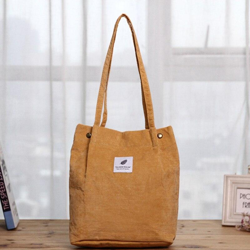 Bag Women Canvas Luxury Handbags Designer 2019 Fashion Brand Large Capacity Shopping Female Handbag Shoulder Crossbody Women Bag