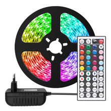 Светодиодная лента rgb светильник 2835 / 5050 smd гибкая fita