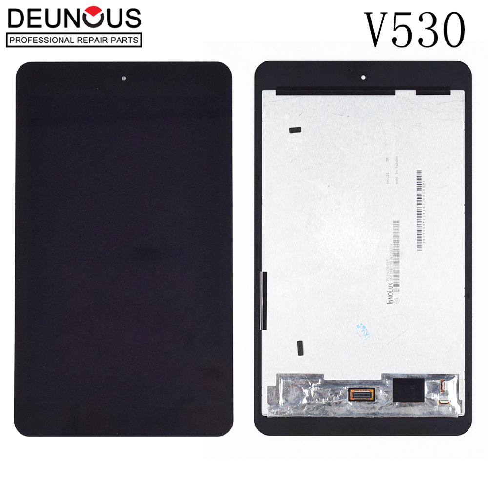 For LG G Pad X2 8.0 V530 LCD Display Touch Screen Digitizer Assembly For LG V530 Replacement Parts