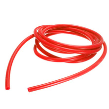 Universal 8mm Outer / 5mm Inner High Grade Silicone Vacuum Hose Gas Oil Fuel Line Tube 5MM ID For Car Truck Motor