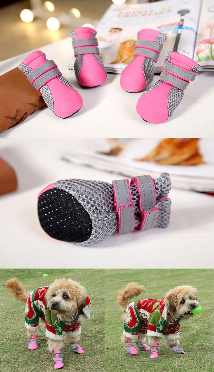 dog boots for summer heat
