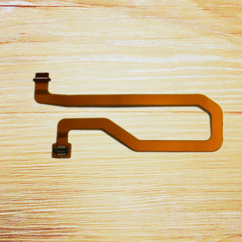 For Xiaomi Redmi Note 7 Fingerprint Sensor Scanner Touch ID Home Button Motherboard Connector Flex Cable For Redmi 7