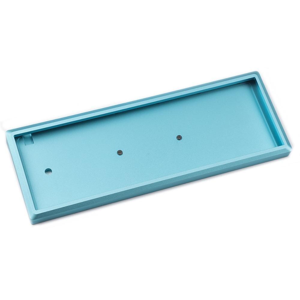 Kit 2-alumínio cnc superior inferior bronze peso ymdk melodia 96 hotswap tipo c pcb teclado kit