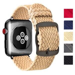 new nylon watch strap for appl