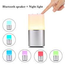 P4 Speakers Wireless Portable Bluetooth Speaker Mini LED Music Audio Colourful Light TF USB FM Stereo Sound Speaker аудио колонка bluetooth sruppor tf bluetooth speaker