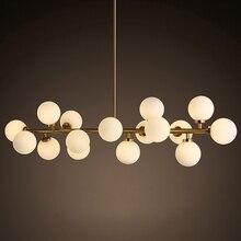 Modern Led kolye ışıkları mutfak yemek odası için İskandinav endüstriyel askı lamba Bar Cafe armatür asılı aydınlatma armatürleri