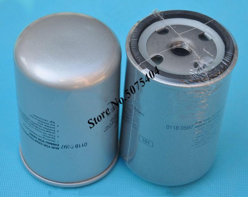 Brand New Fuel Water Separator 01180597 FF42000 243004 Fuel Filter Diesel Engine For DEUTZ 01174423 P553004