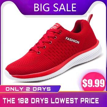 Kamucc Men Fashion Shoes Casual Cheap Sneakers Black Breathable 2019 Male Zapatillas Hombre