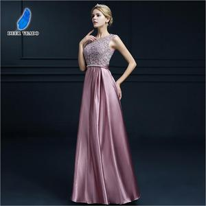 Image 3 - DEERVEADO S306 Sexy See Through Plus Size Prom Dresses A Line Floor length Long Formal Dress Evening Gown Robe De Soiree