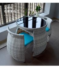 Freeshipping Lounger Outdoor Rattan Sofa Lying Balcony Outdoor Hotel PU Rattan Chairs Sets for Garden Furniture cheap CN(Origin) Plastic FOLDING CHAIR 740mm Beach Chair Outdoor Furniture Modern