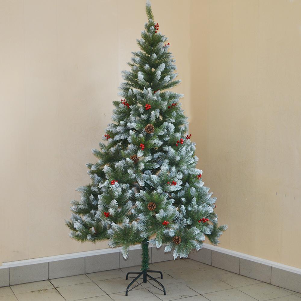 120/150/180/210/240CM cryptage vert arbre Mini artificiel arbre de noël décorations famille décoration de noël décor à la maison