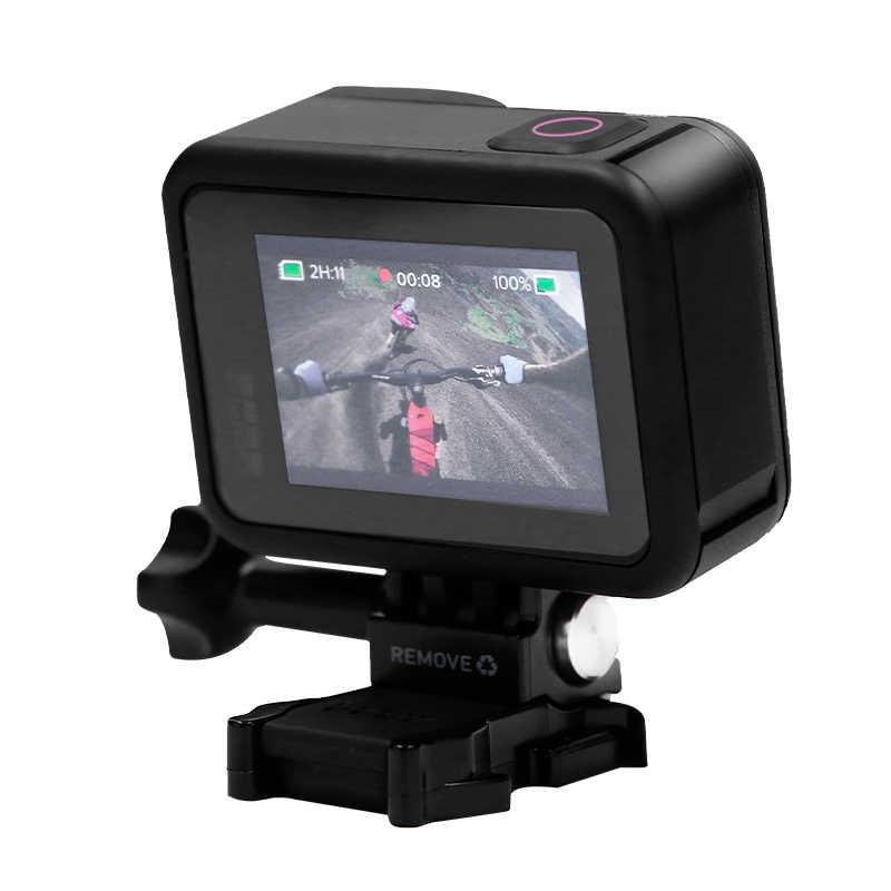 الأصلي GoPro بطل 8 أسود مقاوم للماء عمل كاميرا 4K الترا HD فيديو 12MP صور 1080p البث المباشر الذهاب برو Hero8 الرياضة كام