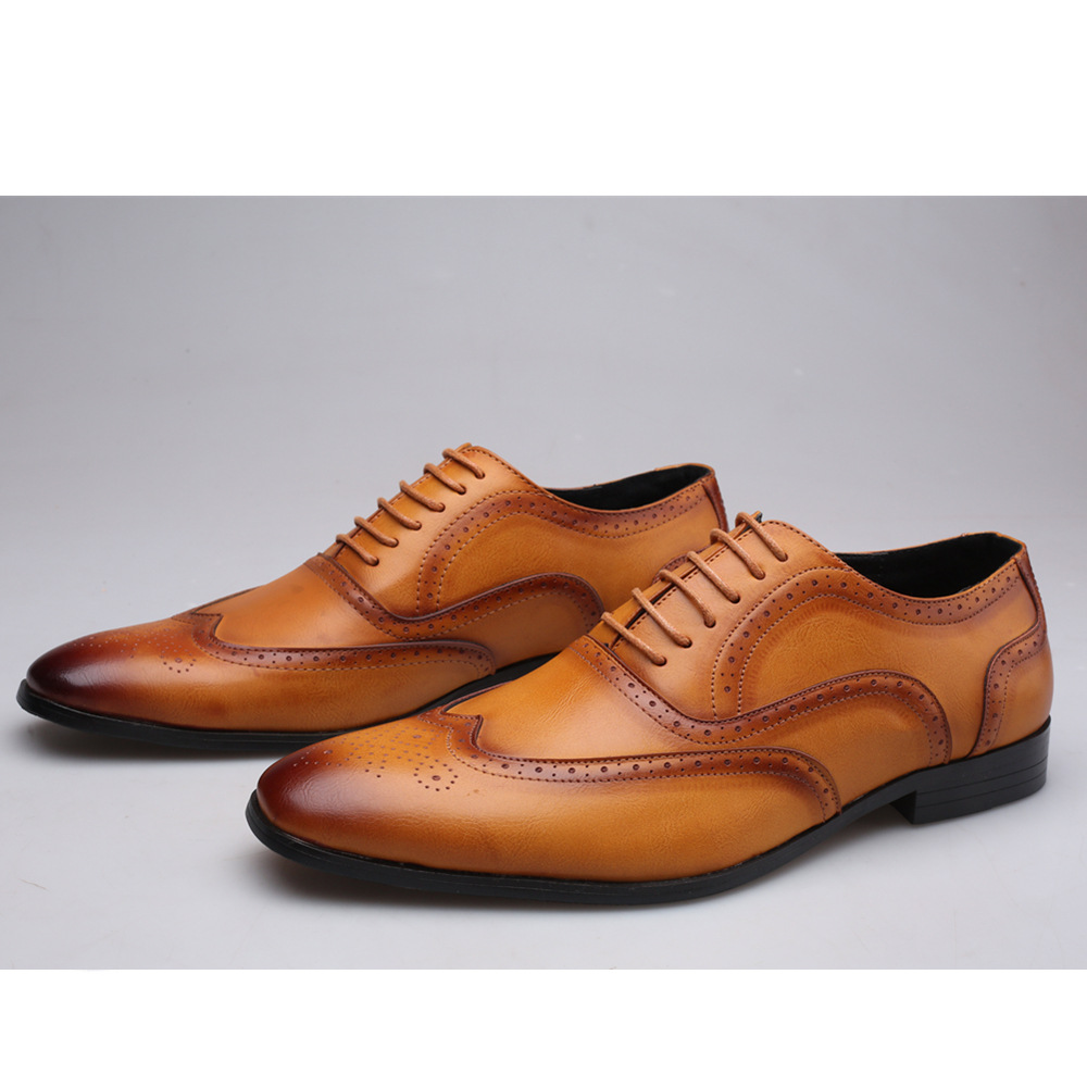 Business Comfortable Leather Shoe 11