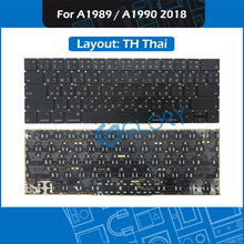 New A1989 A1990 keyboard TH Thai Layout For Macbook Pro Retina 13″ 15″ Mid 2018 Thailand Keyboard Replacement