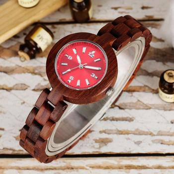 Sandalwood women watch