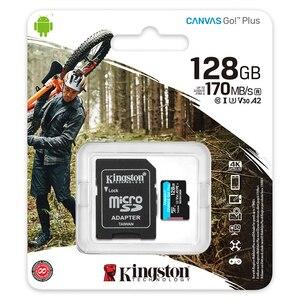 Image 5 - キングストン 16 ギガバイトのマイクロsdカードClass10 アラカルトsdメモリア 32 ギガバイトのミニsdカード 64 ギガバイトtfカードUHS I 128 ギガバイトメモリ携帯電話