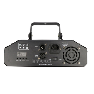 Image 4 - DJ stage laser light 2019 newest 2in1 strobe laser lighting disco home party holiday strobe projector