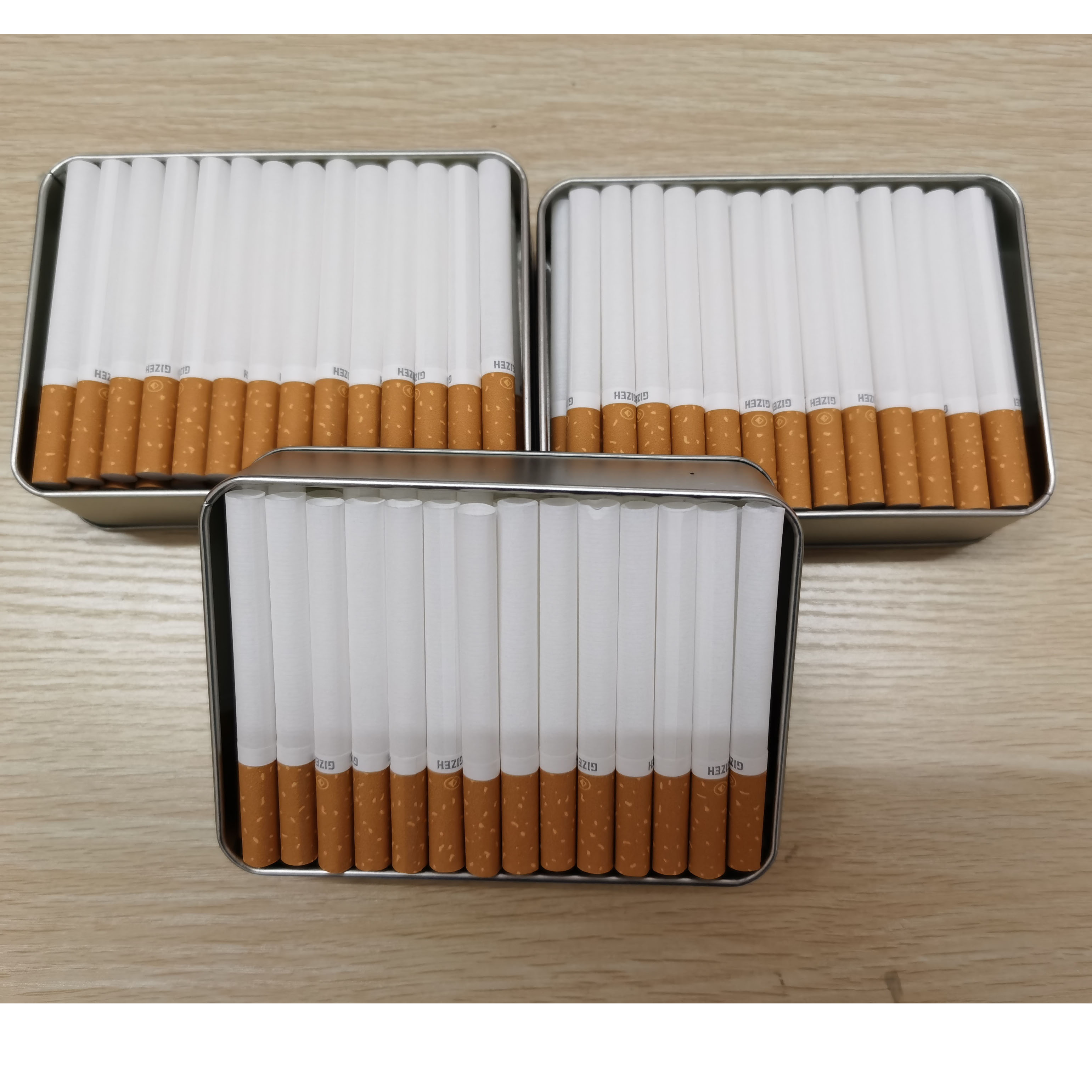 210 PCS Cigarette Accessories Empty Tube OF 3 COMBO