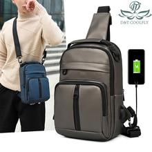 2020 New Fashion Laptop One Shoulder Backpack Waterproof USB Charge Multifunctional Rucksacks Hiking Travel School Student  bag