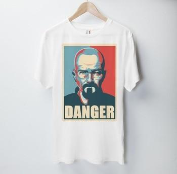 Romper T camisa Top Tv Show regalo soy yo la que llama peligro Walter2018 de 100% de algodón Top ajustado camisas