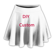 Tessffel DIY Design Customized 3D Print for women sex tank top White Top Tees short skirt womens Modal Heat Transfer Process