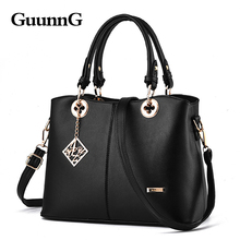 Women messenger Shoulder Bag PU Leather Fashion Wild Tide Crossbody Bear Pendant Bolsa Luxury Female Holiday Handbag sac A Main aitesen 2017 pu leather shell bags hobos woman small handbag michael luxury lady solid crossbody bag bolsa feminina sac a main