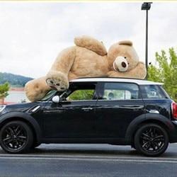 39.37 Huge Giant Teddy Bear Stuffed Plush Toys Kids Holiday Gift 100cm 3.28ft Max
