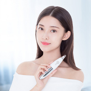 Image 3 - New Xiaomi InFace Blackhead Vacuum Suction Dermabrasion Removal Scar Acne Pore Peeling Face Clean Facial Skin Care Beauty Tool