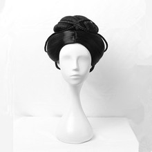 Tang Dynasty Princess Empress hair products for women movie Tv play vintage queen cosplay hair for studio photograph han dynasty empress wu zetian cosplay hair empress hair tang empress hair chinese ancient hair for women