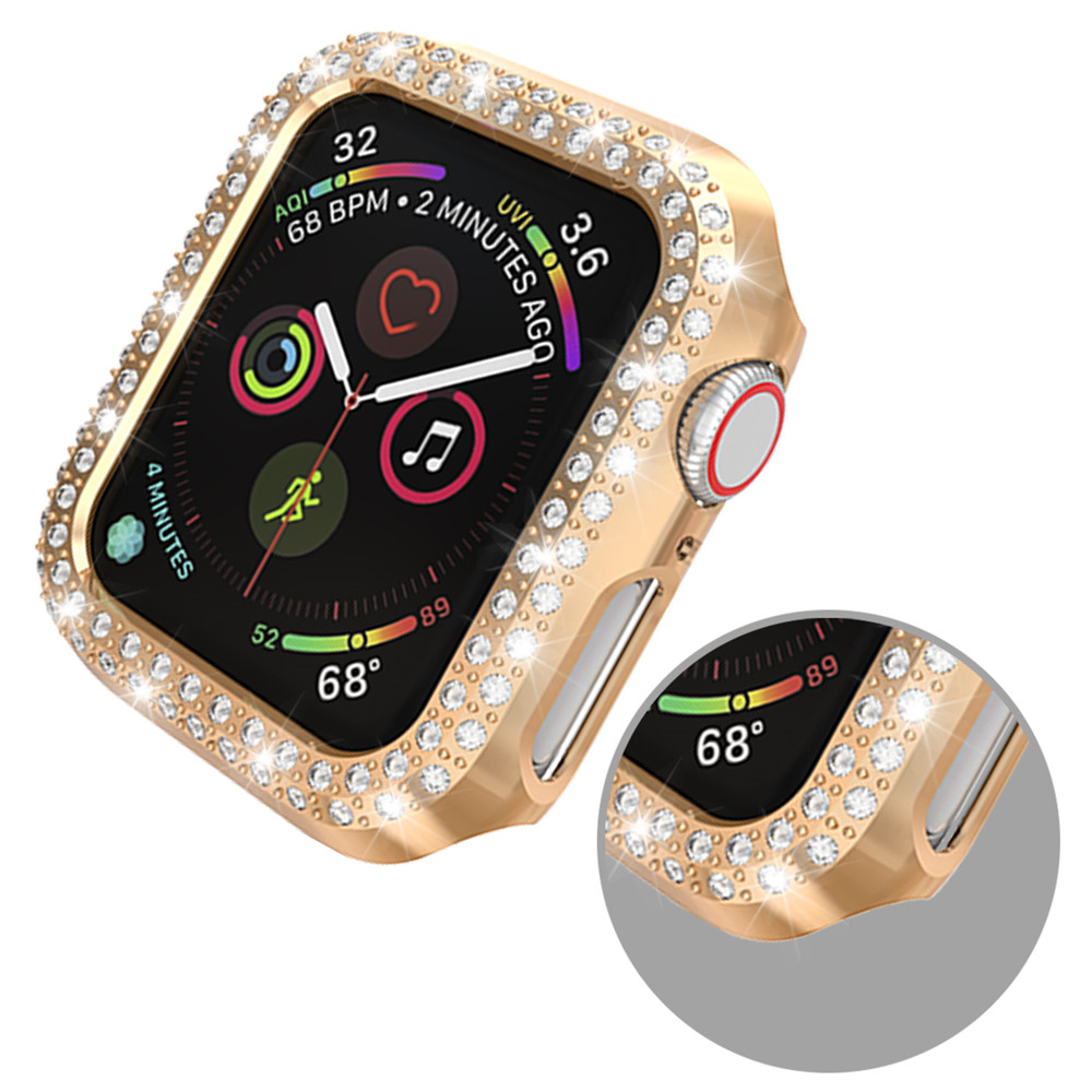 Double Rows Diamond Case for Apple Watch 28