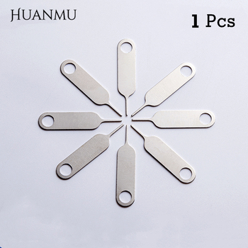 Sim Card Tray Ejector Eject Pin Key Removal Tool for iPhone iPad Samsung Galaxy for Huawei xiaomi Tablets Sim 1Pcs Accessories 1