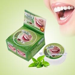 Травяной натуральный травяной Таиланд зубная паста отбеливание зубов Зубная паста удаление пятен Антибактериальная аллергическая зубная ...