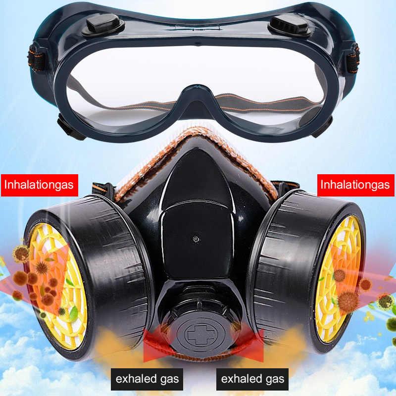 masque respiratoire filtrant anti chimique