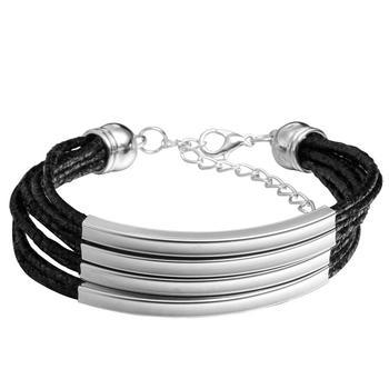 Fashion Multilayer Bracelet for Women Bracelets Jewelry Women Jewelry Metal Color: SL991