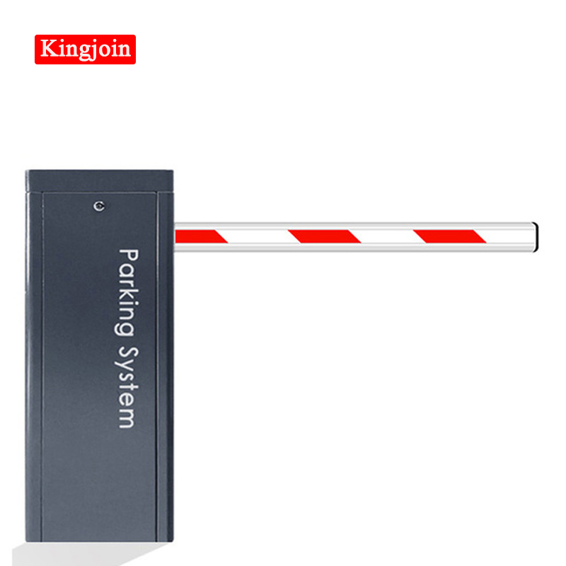 New Economical Door Remote Control AC Motor Guardrail Automatic Handrail Parking Aluminum Handrail Obstacle