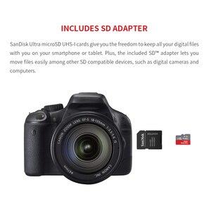 Image 5 - سانديسك مايكرو SD بطاقة 256G 200GB 128GB 64GB 100 برميل/الثانية الذاكرة بطاقة SD/TF فلاش بطاقة Class10 32GB 16GB مايكرو للقرص/الهاتف الذكي
