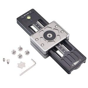 "Image 5 - Kolivar Slider 9""/23cm Mini Adjustable Damping Camera Track Rail Dolly Slider For DSLR Camera Smart Phone DV Gopro Video Movie"