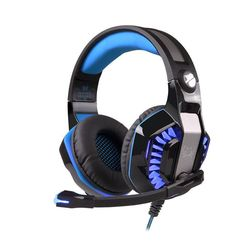 G2000 Second Generation Gaming Headphones with Microphone Led Light Noise Reduction Headphone for Computer Gamer Stereo Headset