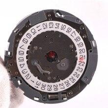 Часы Аксессуары для перемещения Япония механизм OS62 шестиконтактный трехсимвольный кварцевый механизм без батареек