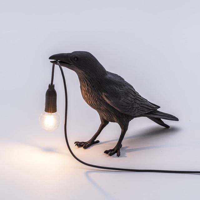 Bird Table Lamp  1