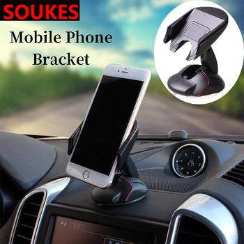 Car Dashboard Mobile phone GPS Navigation Bracket For BMW E46 E39 X5 E53 X6 Mini Cooper Audi A4 B6 B8 A5 TT Ford Fiesta Kuga image