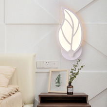 Wall-Lamp Wall-Light-Sconce Stair-Aisle Nordic Led Bedside Bedroom Living-Room Home-Decor