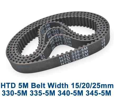 800-5M-15 mm HTD Zahn-//Synchronriemen von PIX 160 Zähne TOP PRODUKT-