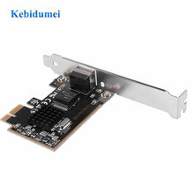 PCIe1X 2,5G Lan Карта 2500 Мбит/с гигабитная сетевая карта 2,5G PCI Express rj45 сетевой адаптер TXA073 10/100/1000 Мбит/с