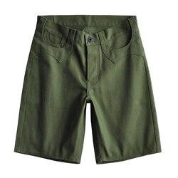 SALSA di ORIGINE 715-VT2 Vintage shorts casual Pantaloni Mens shorts Degli Uomini Fatti A Mano shorts Tela di Cotone shorts Trasporto Libero