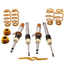 Coilovers for VW Golf MK5 MK6, Jetta MK5, fits VW CC 2009 2014, for VW EOS 2007 2014, VW Tiguan 2009 2014