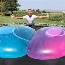 Wubble Bubble Ball Inflate A Balloon Children Outdoor Games for Adult Fill Water Balloon Bubbles Kids Game Outdoor