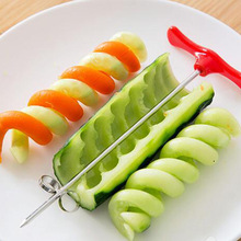 Slicer Cutter Gadgets Spiral-Knife Potato Cucumber Chopper Kitchen-Accessories Carrot